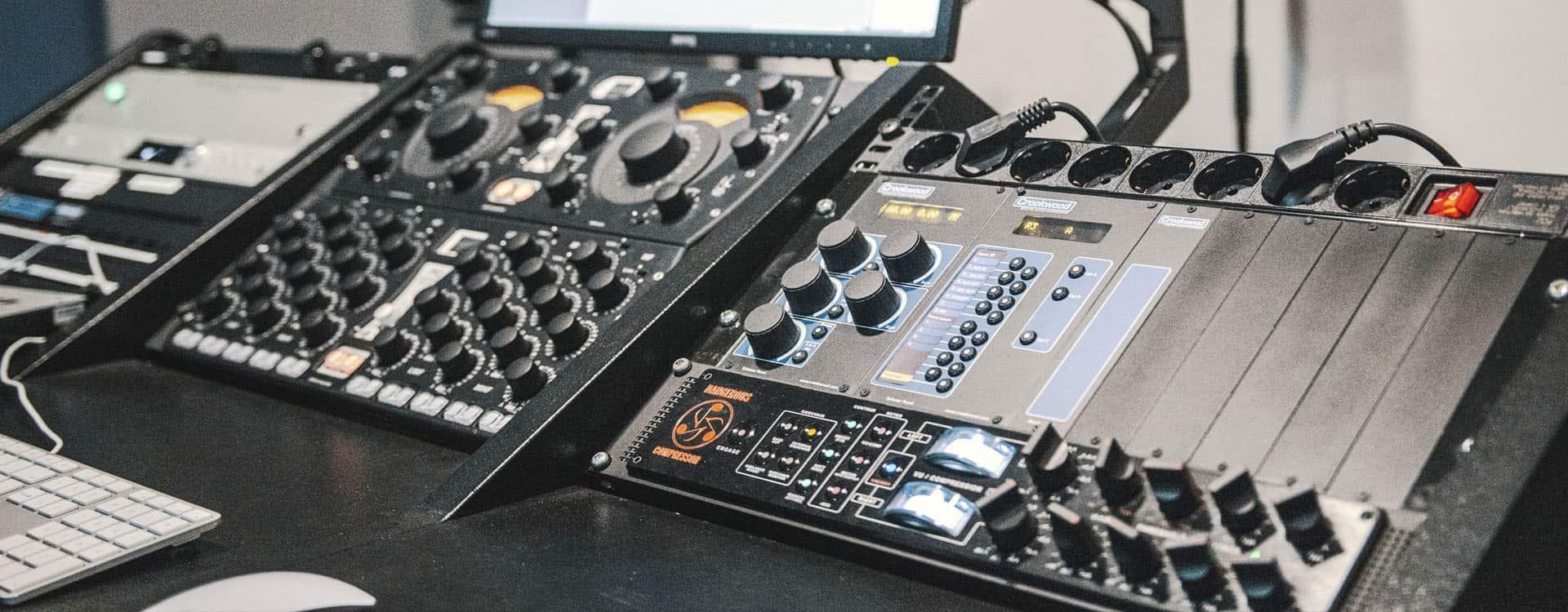 Curso Ingeniería de Sonido Mezcla Y Mastering